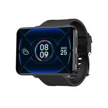 DM100 4G LTE akıllı saat Android 7.1 3GB 32GB 5MP MT6739 2700mAh Bluetooth moda Smartwatch erkekler VS AEKU I5 artı DM99