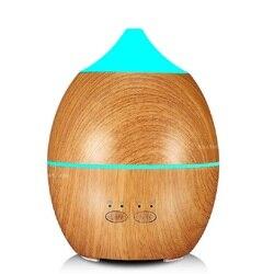 KBAYBO 300ml rozpylacz zapachów nawilżacz olejku aromaterapeutycznego dyfuzor ultradźwiękowy generator chłodnej mgiełki do biura w Nawilżacze powietrza od AGD na