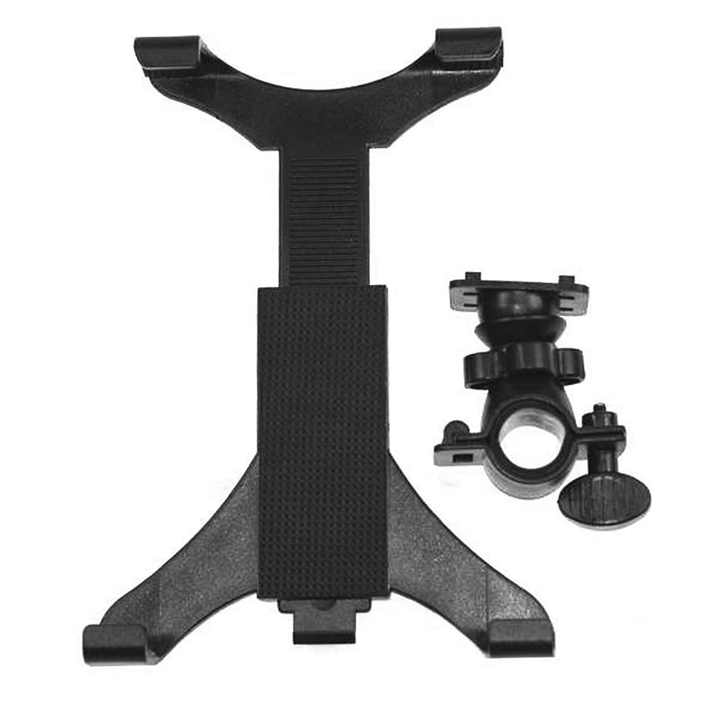 Hot ABS Bicycle tablet stand Music Microphone Mount Motorcycle Bike Holder Mount For 7 to 11inch Tablet iPad Air 5 4 3 2 Samsung