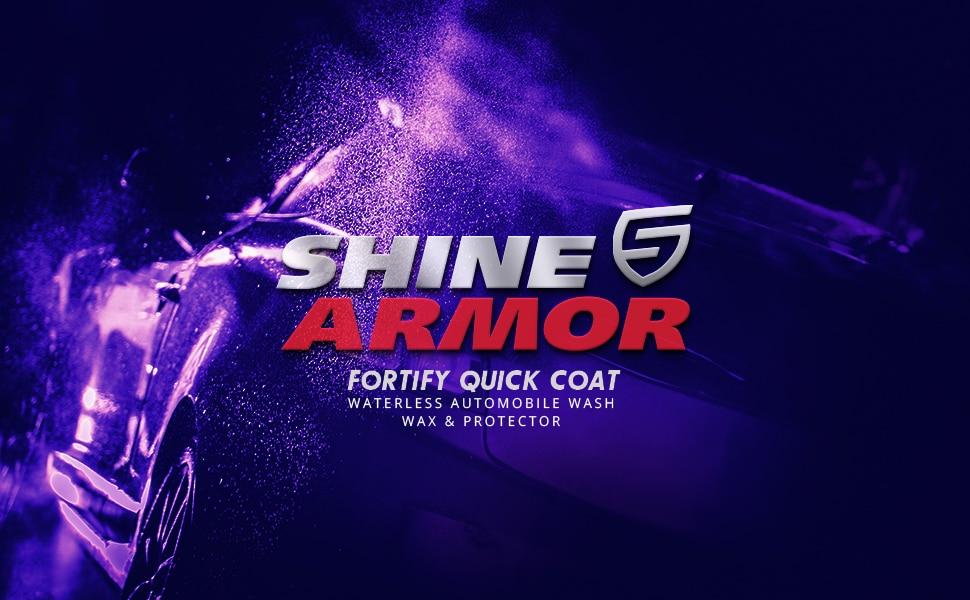 Shine Armor Scratch Repair