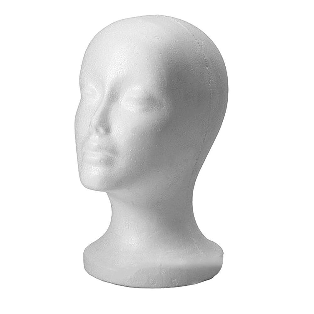 Модель головы манекена из пенопласта, солнцезащитные очки, подставка для очков, шляпа, держатель для дисплея
