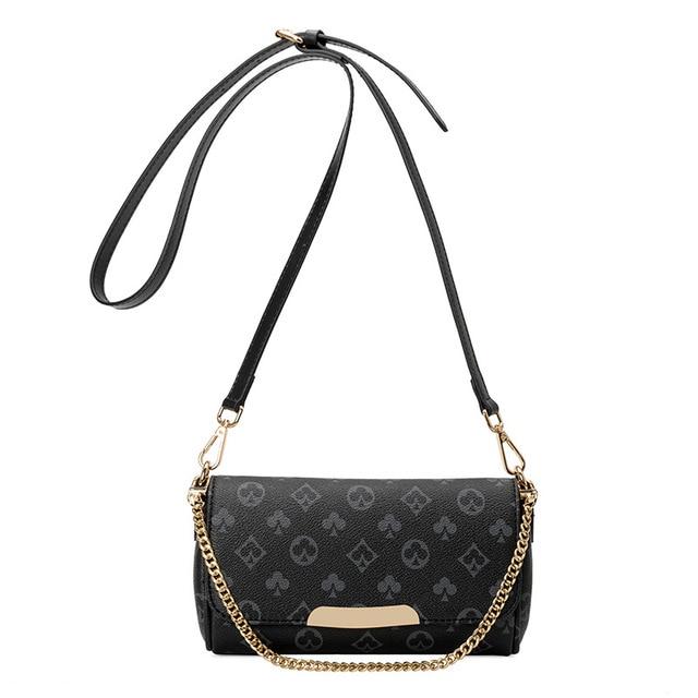 2020 louis Women Shoulder Bag with Chain Print Bag luxury Designer Crossbody Bags Luxury Brand Purses and Handbags high Quality 2