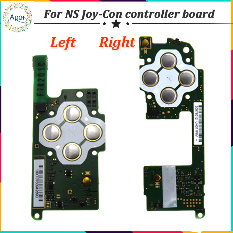 Replacement Original NS Right joycon switch Left Right motherboard mainboard for nintendo joystick motherboard Accessories