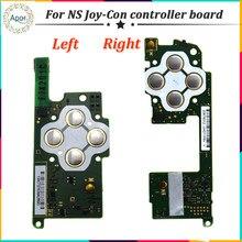 Substituição original ns direito joycon interruptor da esquerda direito placa-mãe mainboard para nintendo joystick placa-mãe acessórios