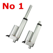 Advanced 12VDC 20/30/50/100/150MM adjustable stroke 90mm/s speed 1600N 160KG 352LBS heavy duty new linear actuator OK01 type