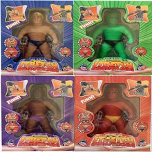 Hot!Goo Jit Games Zu Super Heroes Stress Toys Figurines Collectible Squeeze Squishy Rising Anti Soft Dolls For Kids Gift R1TM