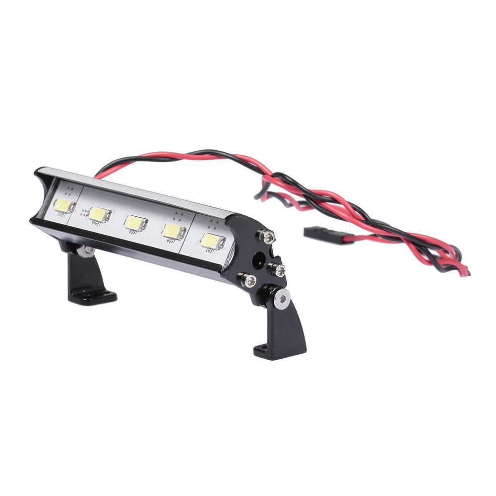 Новейший 70 мм 5 светодиодный фонарь для Traxxas Rustler Bandit E- Nitro Rustler Jato Redcat 3,5 ECX 1/18 RC Car