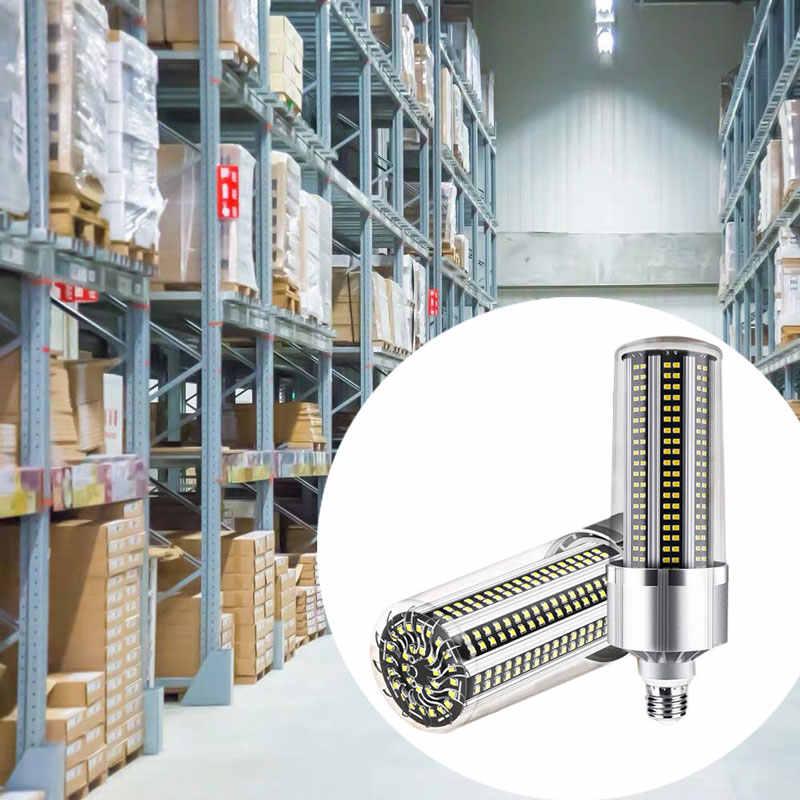 ريمون LED الذرة مصابيح كهربائية 5000K ضوء النهار الأبيض 144000 التجويف السوبر مشرق لمبة ذرة ل التجارية السقف مصابيح المرآب Warehou
