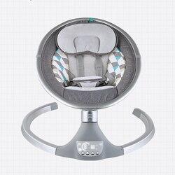 Baby schommelstoel pasgeboren multifunctionele elektrische wieg baby comfort schommelstoel