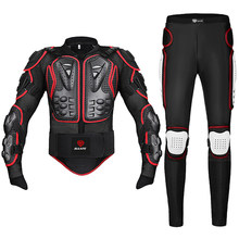 Motorcycle Full Body Armor Protection Jackets Men Motocross Racing Clothing Suit Moto Riding Protectors Turtle Jackets