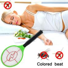 Mosquito Swatter Racket Tennis-Bat Insect Electric Killer Wasp Handheld Bug for Home
