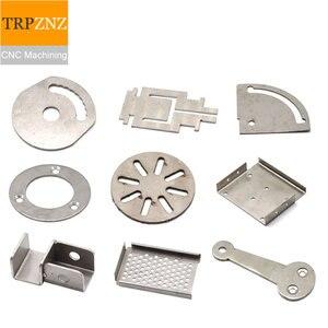 Image 5 - 사용자 정의 제품 링크, 황동 및 스테인레스 스틸 열쇠 고리, 레이저 정밀 절단, 벤드 판금 CNC 가공