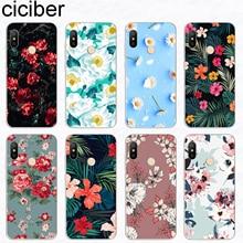 ciciber Flowers Rose Phone Case for Xiaomi