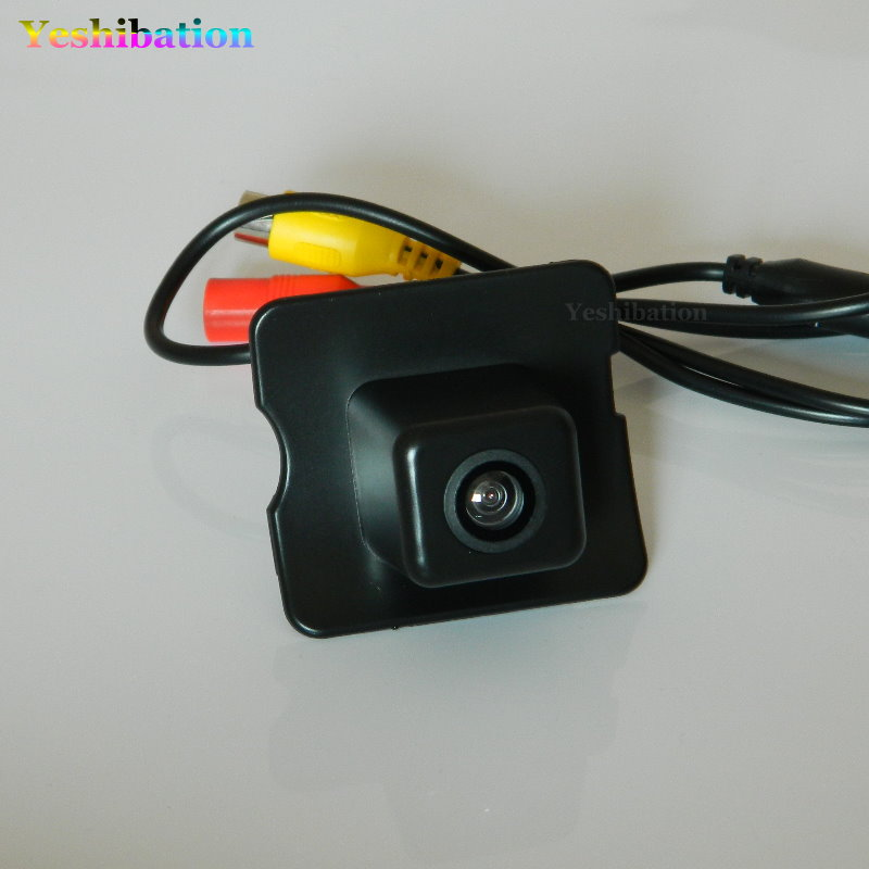 Rearview Camera For <font><b>MB</b></font> Mercedes Benz GL Class <font><b>X164</b></font> 2007~2012 Car Rear View Reverse Backup Camera For Parking HD Night Vision image