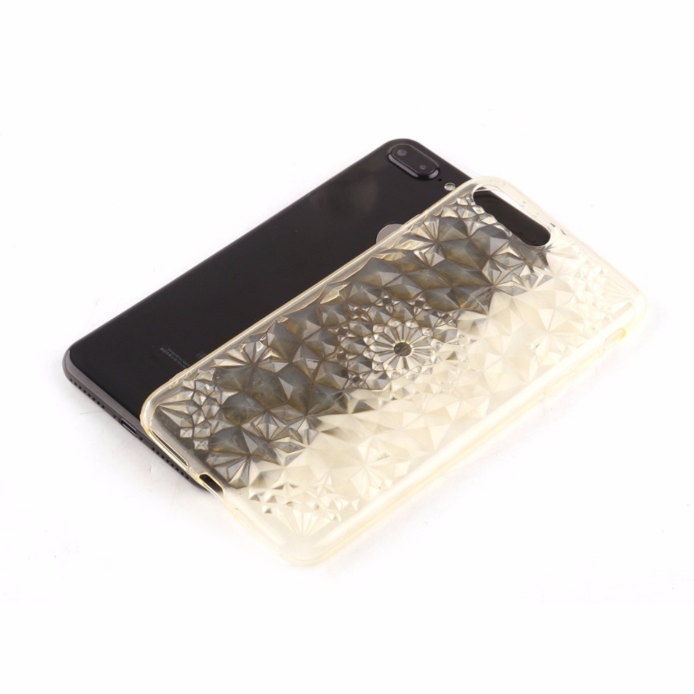 (Q) mobile phone For iphone 7 case silicon cell For iphone 6 7 8 plus case cover phone capa iphon iphoe ipone 6 plus case