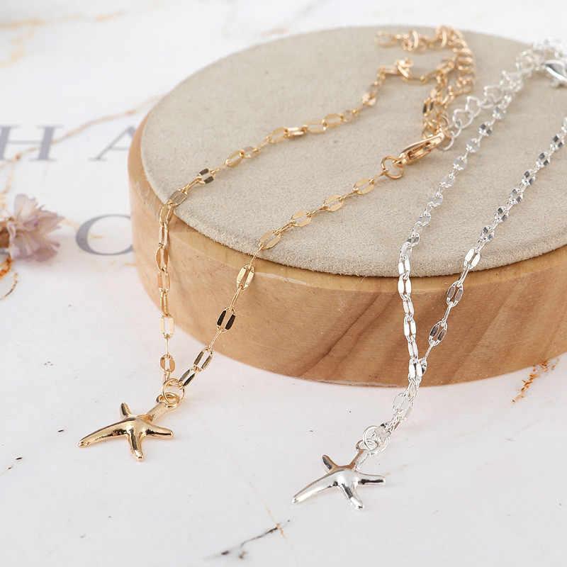 Sexe Mara Bintang Wanita Gelang Kaki Barefoot Sandal Kaki Perhiasan Kaki Baru Gelang Kaki Gelang Kaki Gelang untuk Wanita Kaki Rantai Hadiah