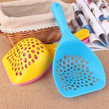 Cat-Litter-Shovel Scoop Toilet Pet-Supplies Pet-Cleanning-Tool Sand Cats Plastic