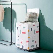 Прочный флип-топ барабанный чехол для стиральной машины водонепроницаемый домашний декор полезный Универсальный