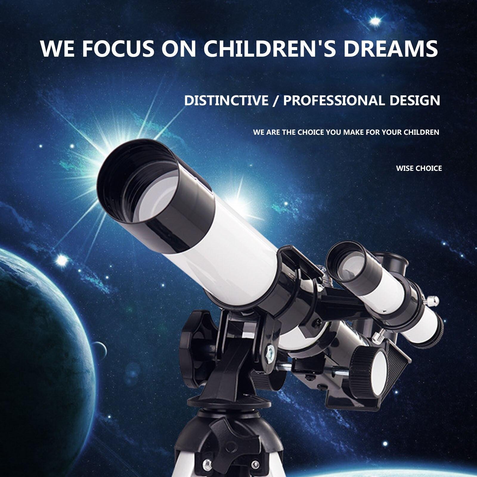 Empezar con Gran Aumento usar el telescopio astronómico para observar juguetes tecnológicos profesional las estrellas de alta potencia