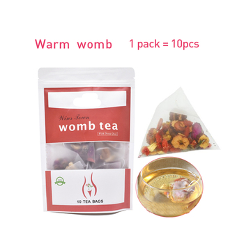 Womb Detox Feminine Hygiene Tea Irregular Menstruation Warming Womb Tea Natural Herbal Uterus Cleansing Warming Health Care 1