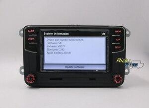 Image 4 - CarPlay RCD360 RCD 360 MIBวิทยุอัตโนมัติMirrorLink 6RD 035 187BสำหรับVW Golf 5 6 Jetta MK5 MK6 POLO passat B6 B7 CC Tiguan Touran