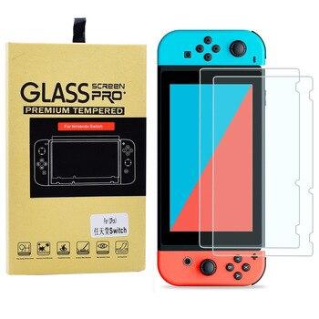 Película Vidro Nintendo Switch