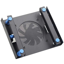 Shock-Absorber-Bracket Hdd-To-5.25 Mounting-Screws Hard-Disk with for PC Case Dvd-Rom