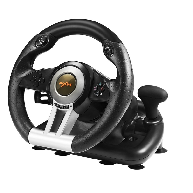 Game Steering Wheel 4 in 1 for Car Racing Game GT sport /NFS/DIRT 4, PC/PS3/4/xbox one/switch LF01-1371 image