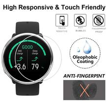 1PCS 3PCS Clear Film Tempered Glass Screen Protector for Polar IGNITE Smart Watch Wristband Wearable Protective accessories cheap CARPRIE Screen Protectors English Adult Passometer