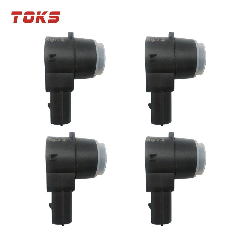 TOKS 4pcs Parking Sensor 13242365 0263003613 13368131 Bumper Object Sensor Fit For Cruze Opel Corsa Radar Detektory Zafirab