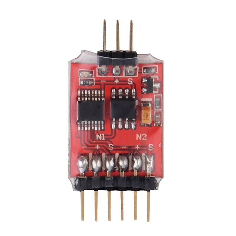 3-канальный модуль видеопереключателя 5,8G, 3-ходовой DV AV Переключатель, электронный триггерный затвор для передатчика управления ШИМ, камера ...