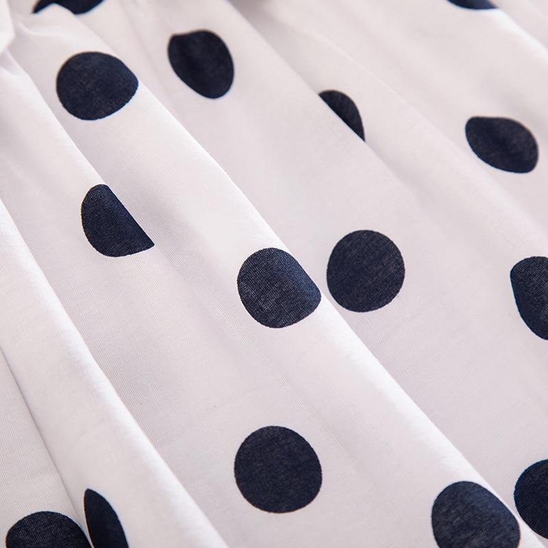 3-12 Years Girls Polka-Dot Dress 2019 Summer Sleeveless Bow Ball Gown Clothing Kids Baby Princess Dresses Children Clothes 4