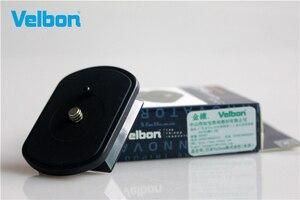 Image 3 - Velbon QB 46 Quick Release Plate for EX 430/440/444/530/540/630/640,FHD 53D EX Series Tripods