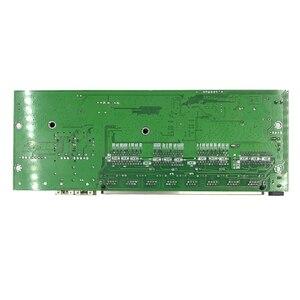 Image 3 - 逆 POE 10/100/1000 1000m ギガビットイーサネットスイッチイーサネット繊維光学シングルモード 8 RJ45 UTP & 2 SC ファイバポートボード SFP3KM
