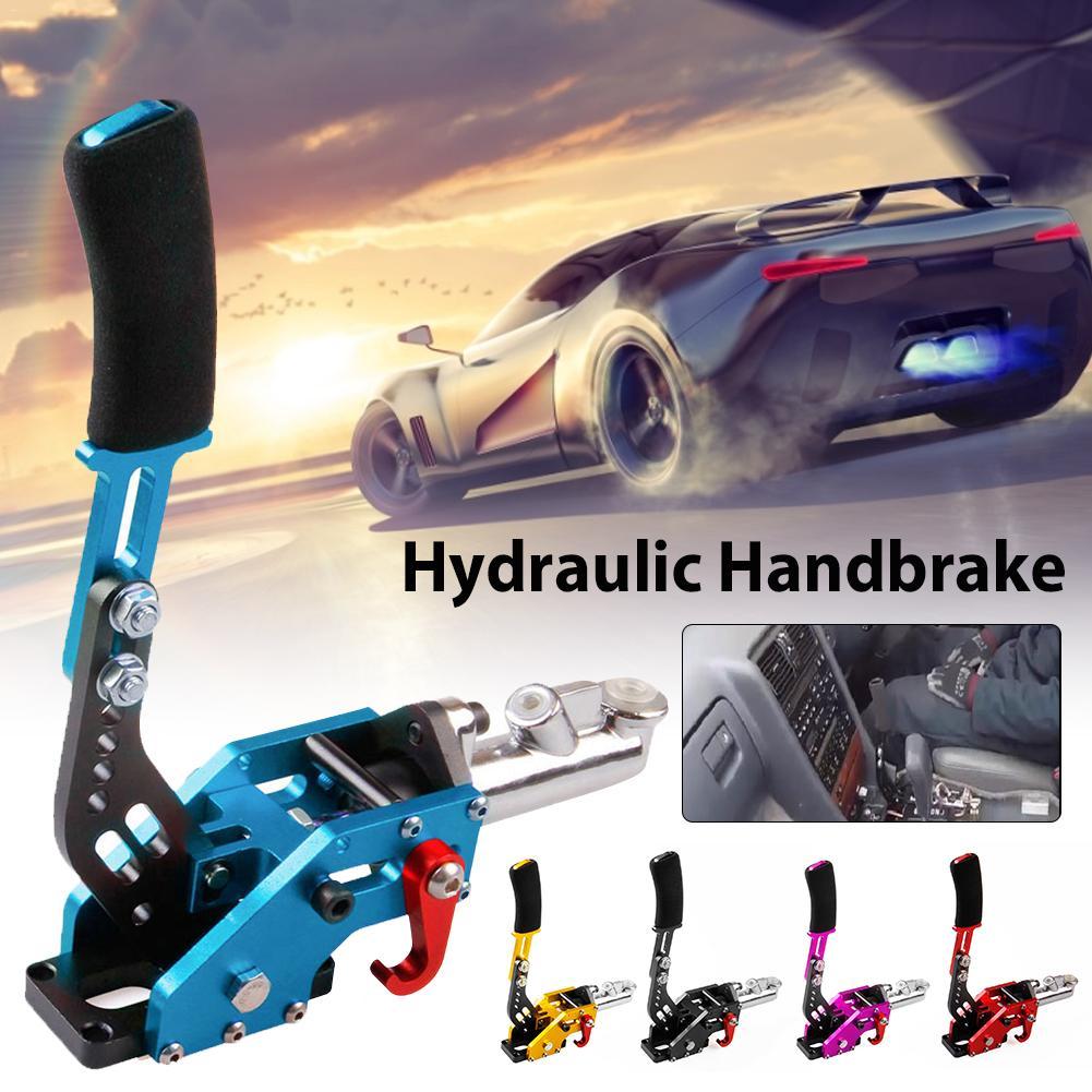 Car Modification Accessories Universal Hydraulic Handbrake Racing Drift Competitive Handbrake Modified Color Handbrake
