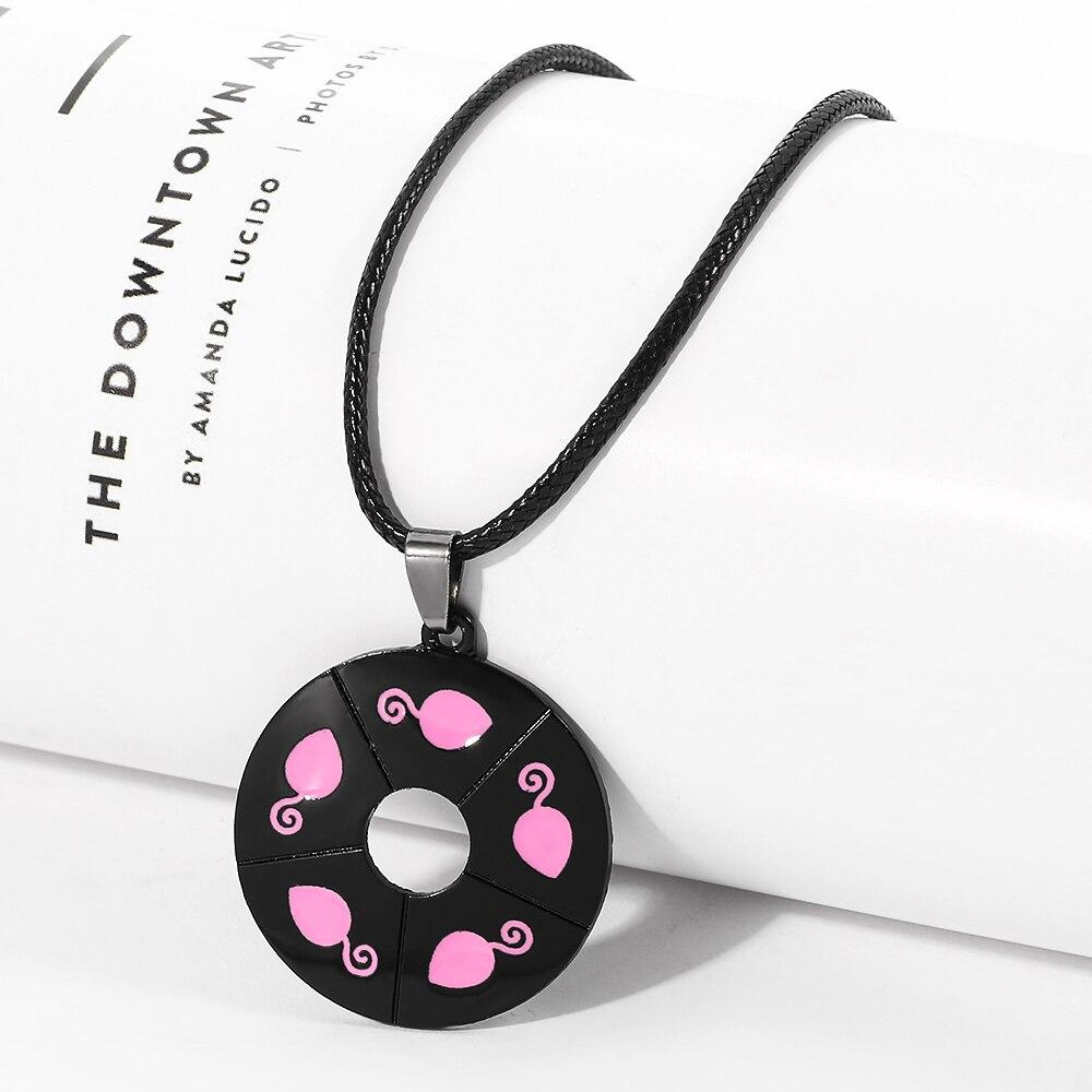Модное симпатичное ожерелье с подвеской «божья коровка», «мышь», «божья коровка», «ChatCosplay», Детский костюм, ювелирное изделие для девочек, п...