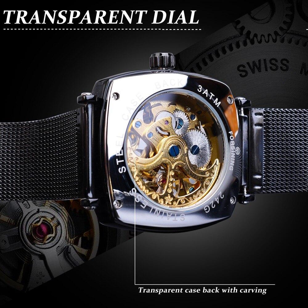 H811bdceba89e4eff9f984ee7ae24fabd2 Jaragar Retro Luxury Classic Design Genuine Leather Belt 3 Dial Roman Number Men Automatic Watch Top Brand Mechanical Wristwatch
