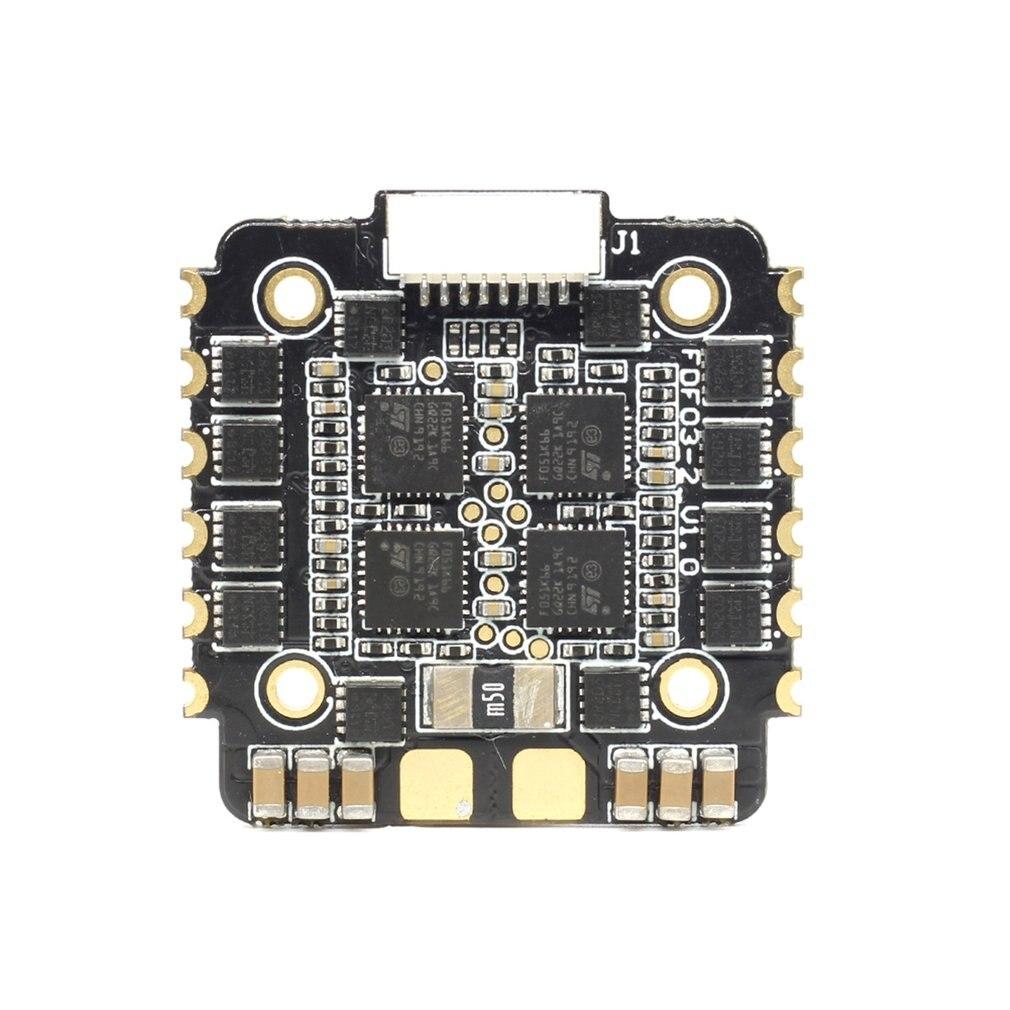 HGLRC FD35A BL32 3-6S 4в1 ESC DSHOT1200 электронный контроллер скорости набор для сборки дрона для FPV RC Дрон Быстрый вертолёт