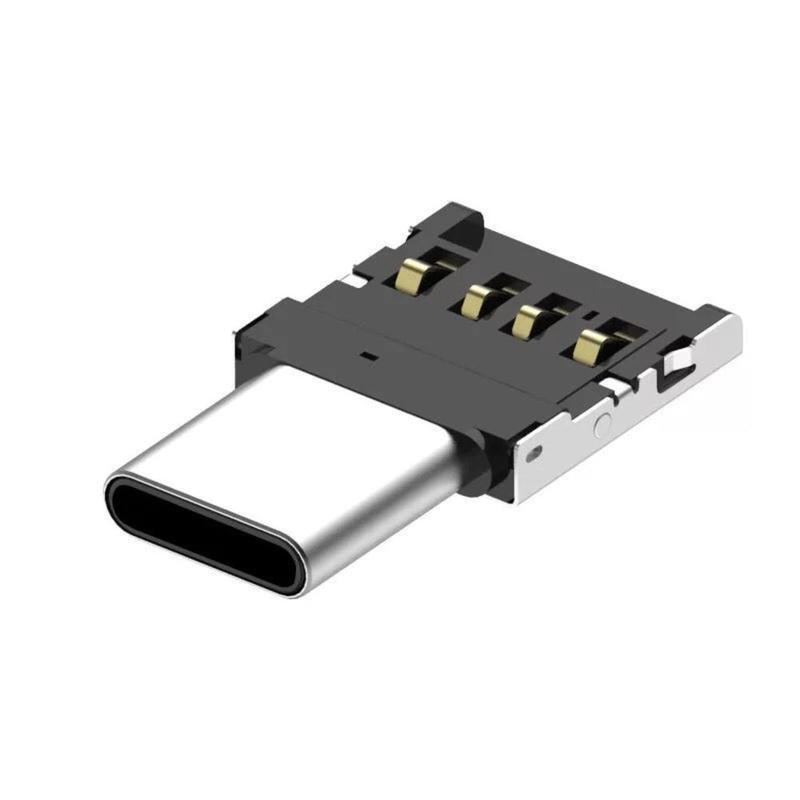 USB-C 3.1 Type C mâle à USB femelle OTG adaptateur convertisseur pour tablette téléphone portable téléphone portable