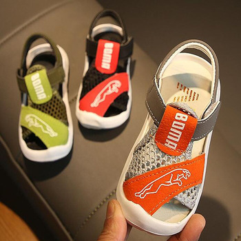цена 2020 New brand cool children sandals hot sales summer beach classic kids shoes Leisure Fashion baby girls boys shoes онлайн в 2017 году