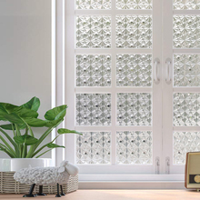 Frosted Glass Sticker Window-Covers Privacy Self-Adhesive Thermal-Insulation Door Solar