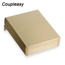 30Pcs สีน้ำตาลถุงกระดาษคราฟท์ Self Seal Bubble จัดส่ง Mailer กระเป๋า Mailer ซองจดหมายโฟม Courier กระเป๋า 4 ขนาด