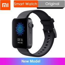 Xiaomi-reloj inteligente Mi Watch MIUI, dispositivo multifuncional con Bluetooth 2019, A color, Android, NFC, nuevo de 4,2
