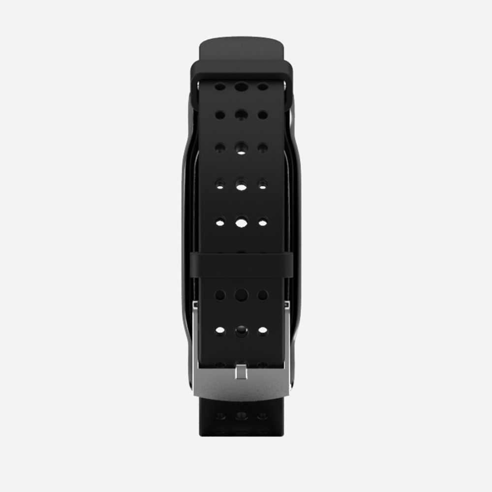Lerxiuer Xiao mi mi kompania 2 pasek bransoletka mi zespół sportowy na rękę zespół correa pulseira silikonowe klamra ze stali nierdzewnej zegarek
