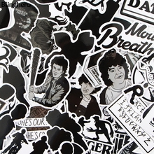 Blinghero Stranger Things Stickers 43 Pcs/set PVC Scrapbooking Stickers  Luggage Stickers Cool Decals Office Supply BH0075