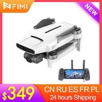 FIMI x8 Mini Kamera Drone 4k HD GPS Wifi 5,8G 250g-class Drohnen 30 Minuten 8KM Fernbedienung mini Quadcopter Hubschrauber