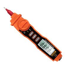 Цифровой мультиметр a3002 в виде ручки 4000 отсчетов с бесконтактным