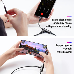 Image 3 - ESR USB C to Jack 3.5 Type C Cable Adapter For Huawei P20 Pro Xiaomi Mi 6 8 9 se Note USB Type C 3.5mm AUX Earphone Converter