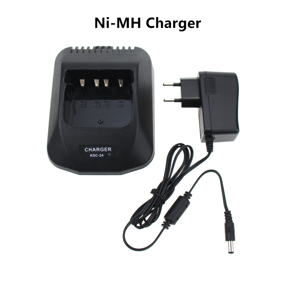 KSC-24 Rapid Quick Battery Charger For Kenwood Battery 2 Way Radio KNB-14 KNB-15A KNB-17A KNB-20N KNB-22 TK-190 TK-260