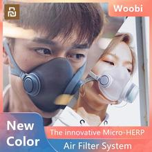 For youpin Woobi Dustproof Anti fog And Breathable Face Masks 96% Filtration Masks Features